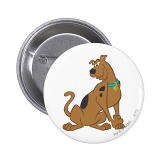 Scooby Doo Leuker dan Leuk stelt 12 Ronde Button 5,7 Cm