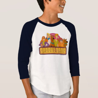 "Scooby-Doo Retro Grafische Cartoon | van de ""Hip T Shirt"