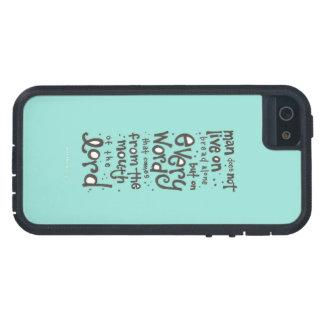 scriptureart. van het iphonehoesje tough xtreme iPhone 5 hoesje