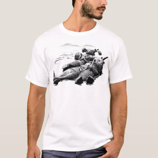 Seaotters T Shirt