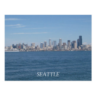 SEATTLE BRIEFKAART