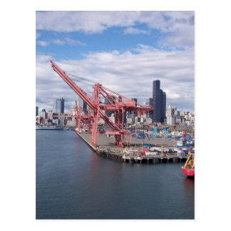 Seattle, WA Briefkaart