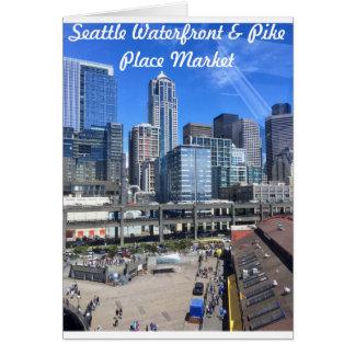 Seattle Wenskaart