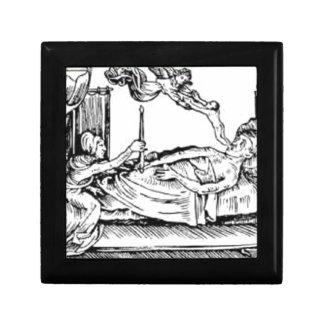 Seele Entweicht - Ziel die Lichaam verlaten Decoratiedoosje