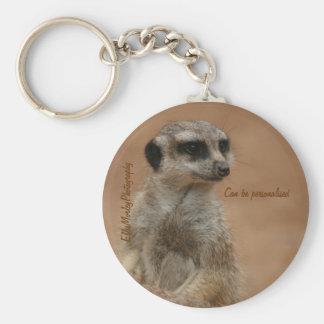 Seemply een meerkat keychain… sleutelhanger