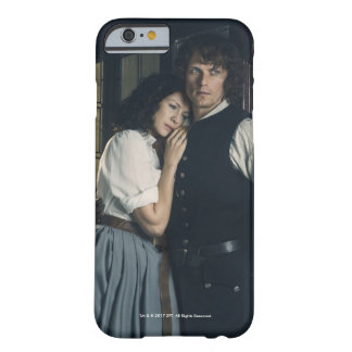 Seizoen 3% de Affectie Jamie en Claire van pipe% Barely There iPhone 6 Hoesje