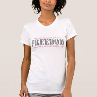 seksueel arm voor uw vrijheid t shirt