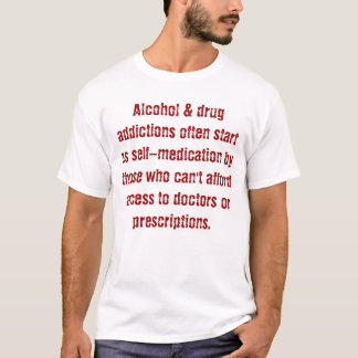self-medication t shirt
