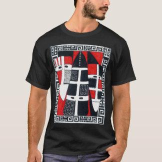 Selknam 02 de T-shirt van het Mannen