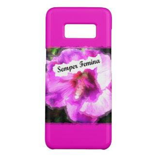 Semper Femina Case-Mate Samsung Galaxy S8 Hoesje