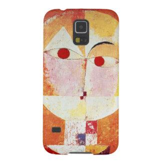 Senecio door Paul Klee Galaxy S5 Hoesje