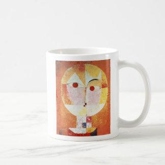 """ Senecio "" , Paul Klee Koffiemok"