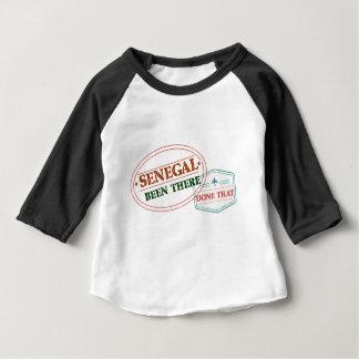 Senegal daar Gedaan dat Baby T Shirts