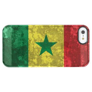Senegal Doorzichtig iPhone SE/5/5s Hoesje