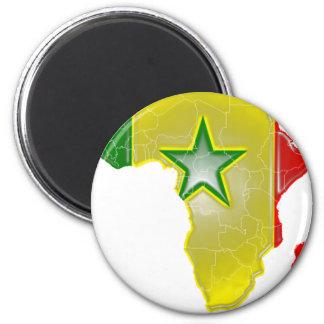 Senegal Magneet