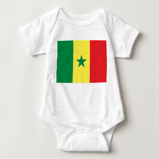 Senegal Romper