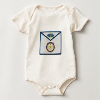 seniordeaconMasonic Hogere Diaken Apronapron Baby Shirt