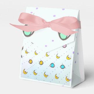 Senshi fanart ontwerp van de zeeman bedankjes doosjes