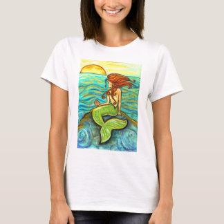 """""""Serena door het Zee"""" Meermin T Shirt"""