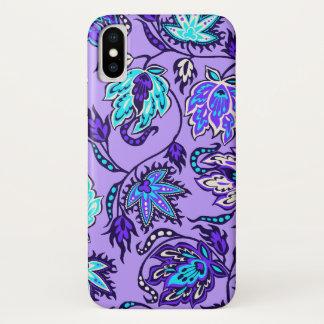 Sering van de Batik van Protea de Hawaiiaanse iPhone X Hoesje