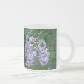 Seringen voor Moederdag Matglas Koffiemok