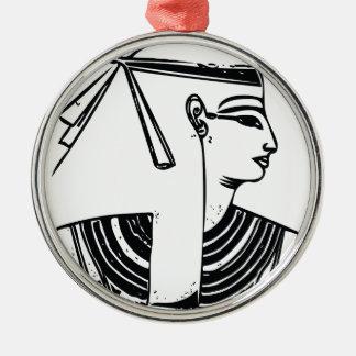 Serquet Schorpioen 1 Zilverkleurig Rond Ornament