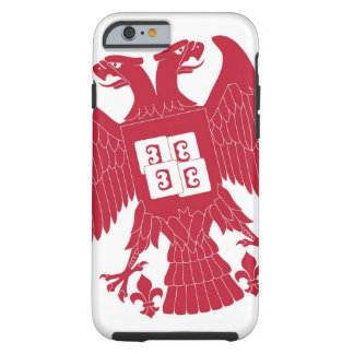 Servisch Eagle Tough iPhone 6 Hoesje