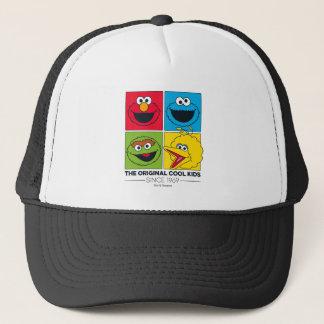 Sesame Street   het Originele Koele Kind Trucker Pet