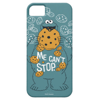 Sesame Street | Monster van het Koekje - me kan Barely There iPhone 5 Hoesje