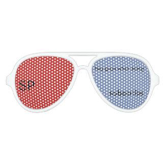 seth doordring zonnebril