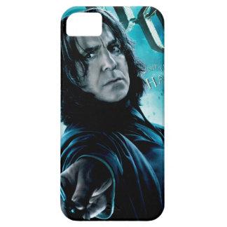Severus Snape met Eters 1 van de Dood Barely There iPhone 5 Hoesje