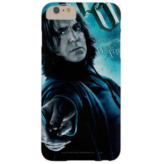 Severus Snape met Eters 1 van de Dood Barely There iPhone 6 Plus Hoesje