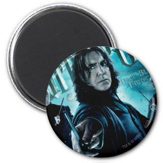 Severus Snape met Eters 1 van de Dood Ronde Magneet 5,7 Cm