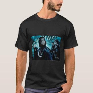 Severus Snape met Eters 1 van de Dood T Shirt