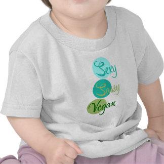 Sexy, Sassy Veganist T Shirts