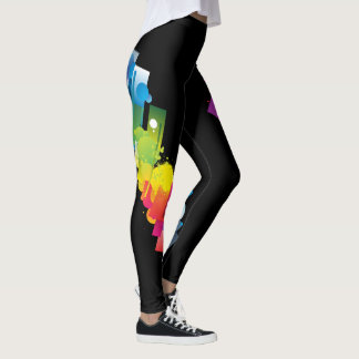 sexy trainingbeenkappen leggings