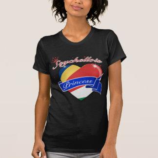 Seychellois Prinses T Shirt