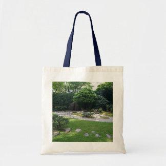 SF het Japanse Canvas tas van de Tuin van Zen van