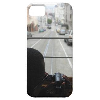 SF het uitzicht van de kabelwagenstraat Barely There iPhone 5 Hoesje