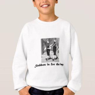 Shabbos is voor de jongens trui