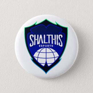 Shalth [is Esportx iHutton Ronde Button 5,7 Cm