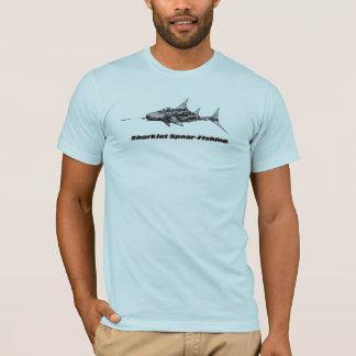 SharkJet SpearFishing T Shirt