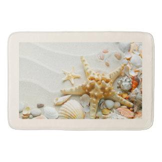 Shells van de badmat/van het Zee Badmat