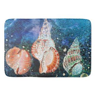 Shells van de fantasie de OceaanBadmat van de Badmat