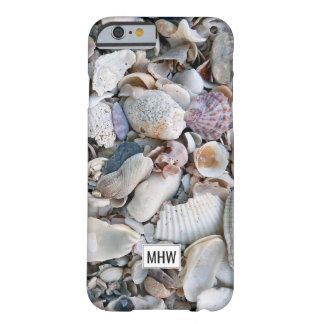 Shells van het zee de telefoonhoesjes van het barely there iPhone 6 hoesje