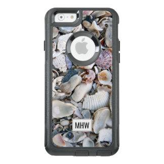 Shells van het zee de telefoonhoesjes van het OtterBox iPhone 6/6s hoesje