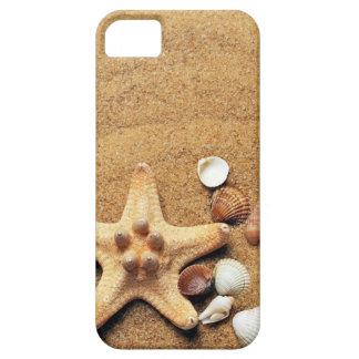 Shells van het Zee van de zeester telefoonhoesje Barely There iPhone 5 Hoesje