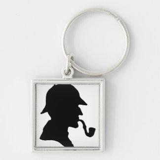 Sherlock omhoog Uw Sleutels! Sleutelhanger