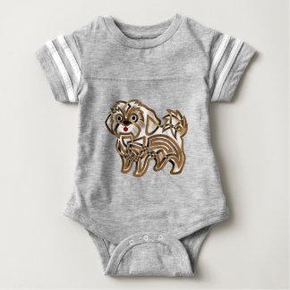 Shi-Tzu Baby Bodysuit