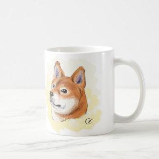 Shiba Inu Koffiemok